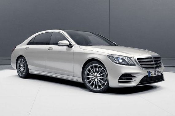 Mercedes-Benz S-Class Philippines