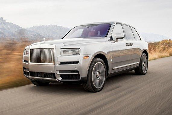 Rolls-Royce Cullinan V12
