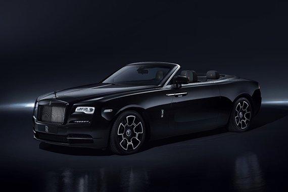 Rolls-Royce Dawn Black Badge V12