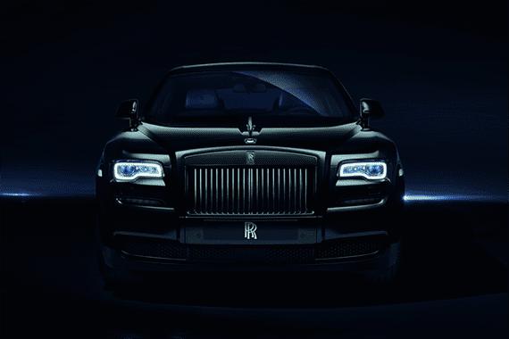 Rolls-Royce Ghost SWB Black Badge