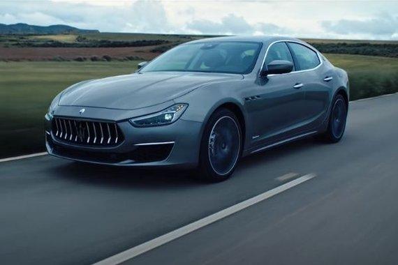 Maserati Ghibli philippines