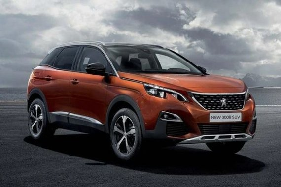 Peugeot 3008 THP GT Line 1.6 AT
