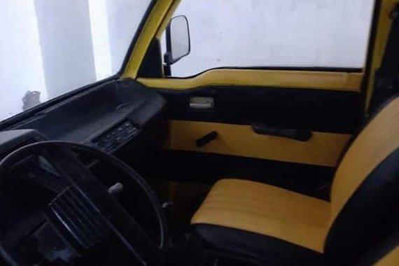 Sell Yellow Suzuki Every 1990 in Nueva Ecija