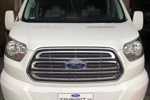 Brand New Ford Transit Explorer Luxury Conversion Van (7-Seater)