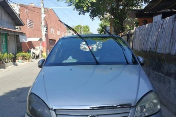 Silver Tata Indica 2015 for sale in Mandaluyong