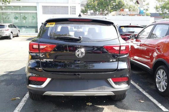 Black MG ZS 2020 for sale in Paranaque City