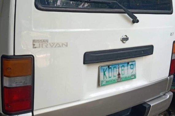 Sell Pearl White 2005 Nissan Escapade in Cebu