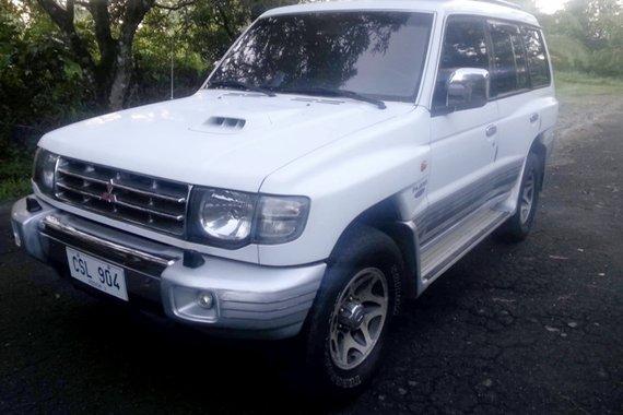2020 Mitsubishi Pajero Fieldmaster 4 x 2