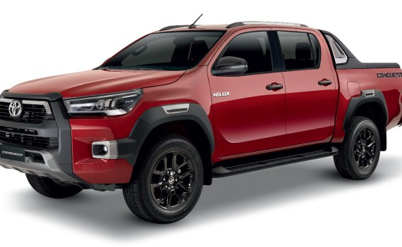 2021 Hilux Conquest Brand new