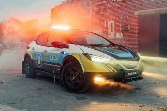Nissan LEAF 2020 - 2021