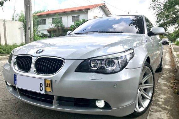 BMW 520d Sedan Automatic