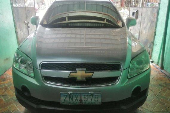 Chevrolet Captiva 2008 Matic Registered