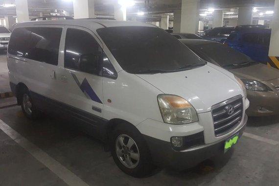 2005 Hyundai Starex GRX Auto