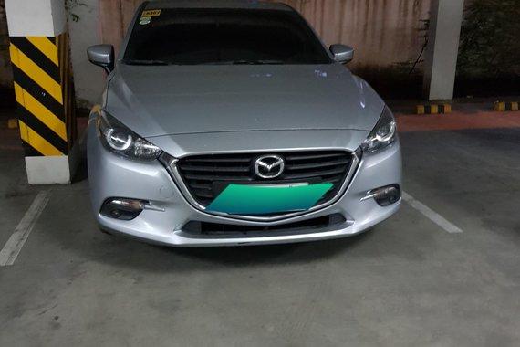 Mazda 3 Hatchback 2017