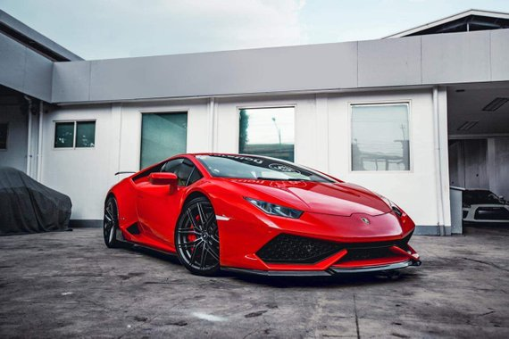 Used 2017 Lamborghini Huracan LP 610-4 Vf Engineering