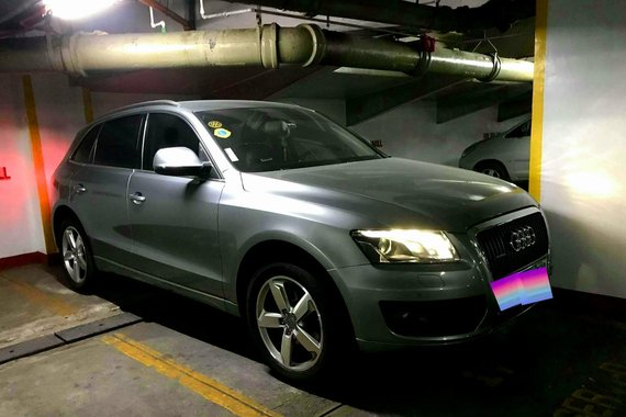 Audi Q5 for Sale in Manila, negotiable.