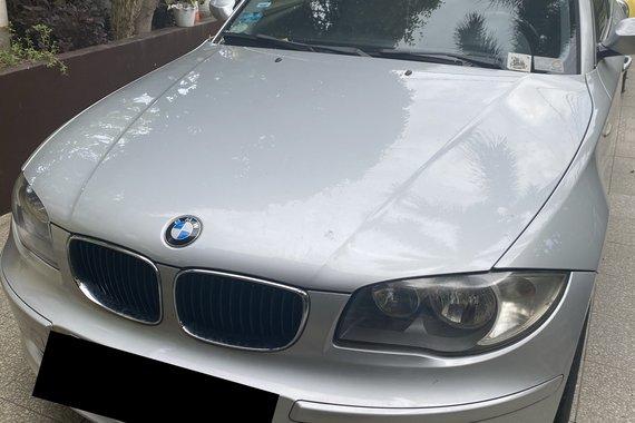 BMW 118i 2007 with 16k mileage only!