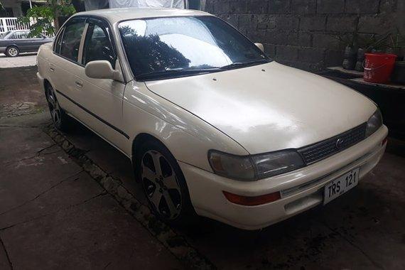 Toyota Corolla GLI A/T