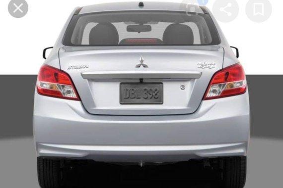 Mitsubishi Mirage G4 GLX CVT 2020 1200 Auto