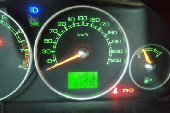 Selling Black Jaguar X-Type 2004 in Cebu