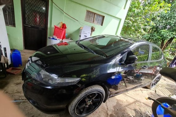 Selling Black Honda City 2010 in Pulilan