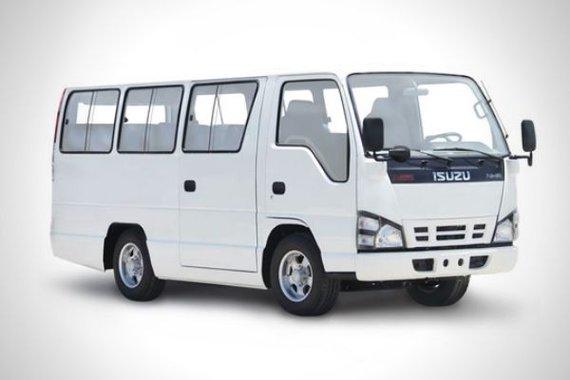 Isuzu I-van