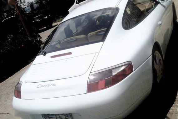 White Porsche 911 Carrera 2017 for sale in San Pedro