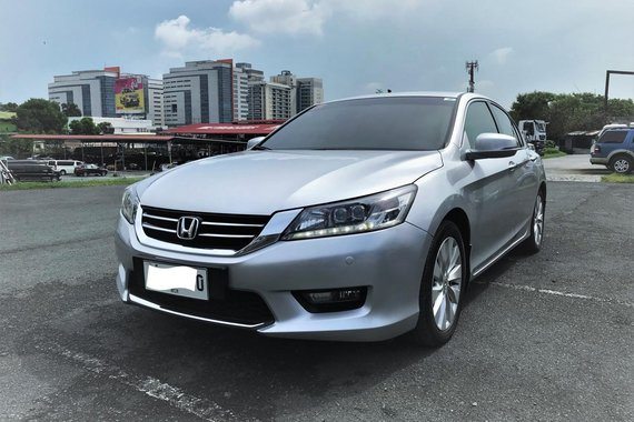 Honda Accord 2.4L i-Vtec Earth Dreams Technology