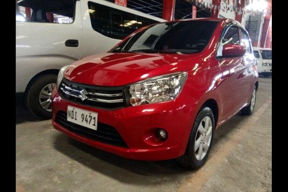 Sell Red 2019 Suzuki Celerio in Manila