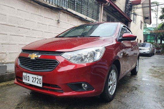 Lockdown Sale! 2018 Chevrolet Sail 1.5 LT Automatic Red 11T Kms Only NBD2720