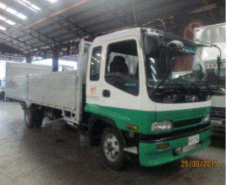Selling Isuzu Forward Aluminum High Side Truck 4x2 6 wheel