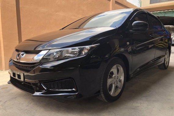 Sell Black 2016 Honda City in Manila