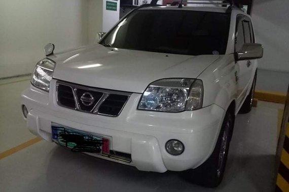 Nissan xtrail 2005 automatic