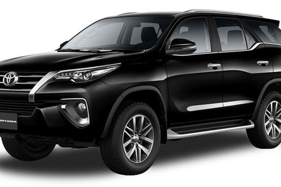 BEST PROMO EVER! TOYOTA MC FORTUNER 4X2G DSL AT