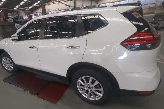 2020 Nissan Xtrail 2.5L CVT