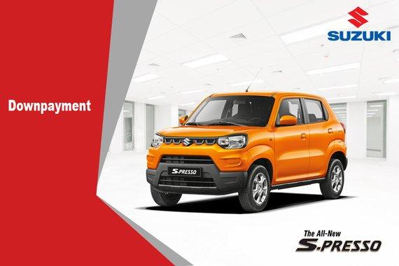 All-in promo for the Suzuki Spresso!!