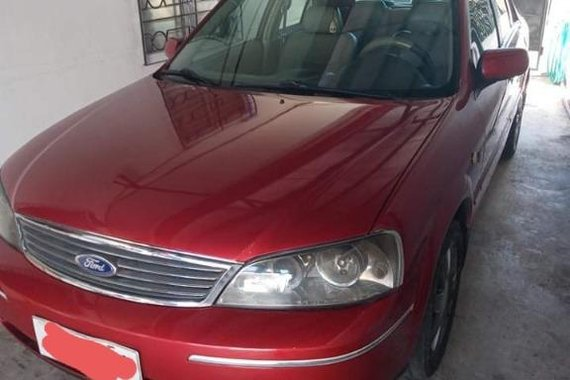 Selling Red Ford Focus 2005 in Las Piñas