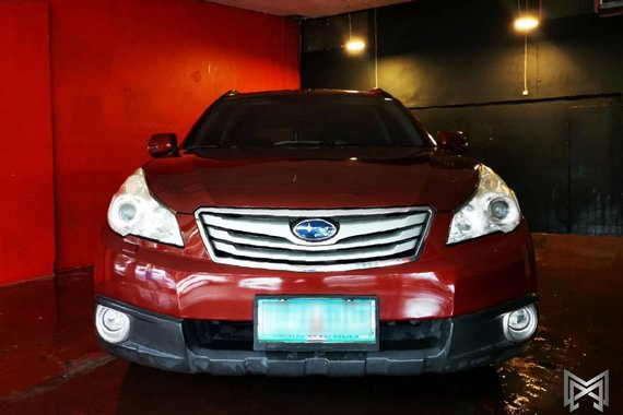 FOR SALE!!!  Subaru Outback 3.6R AWD AT
