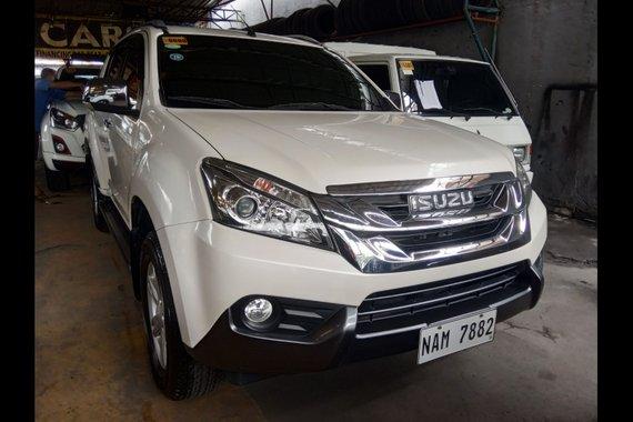 Sell Pearlwhite 2018 Isuzu Mu-X in Manila