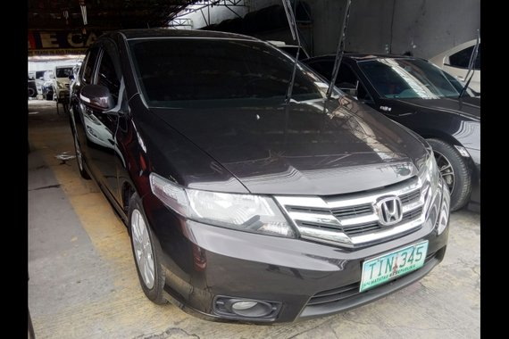 Sell Grey 2012 Honda City in Manila
