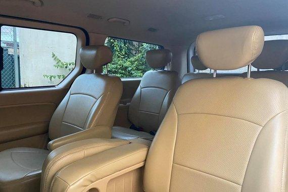 Selling White Hyundai Grand Starex 2015 in Quezon