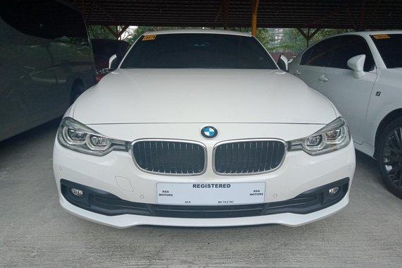 2017 BMW 318d