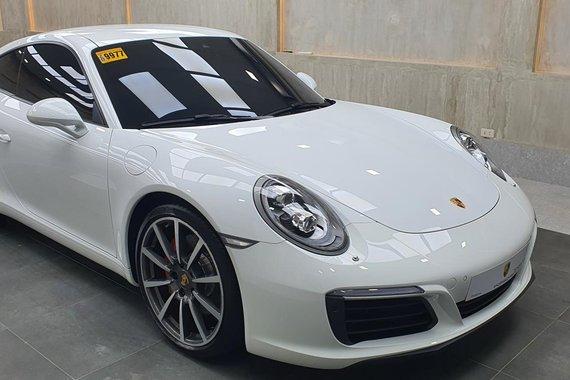 Porsche Carrera S 991.2 2018 Model