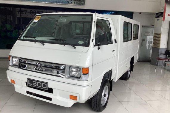 Brandnew Mitsubishi L300FB Dual Aircon Exceed January Promo