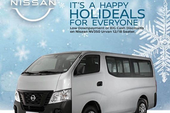 Nissan Urvan Nv350 Manual 2020