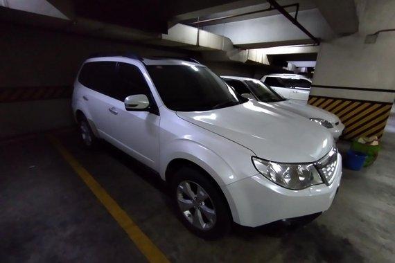 2012 Subaru  Forester 2.0XS AT