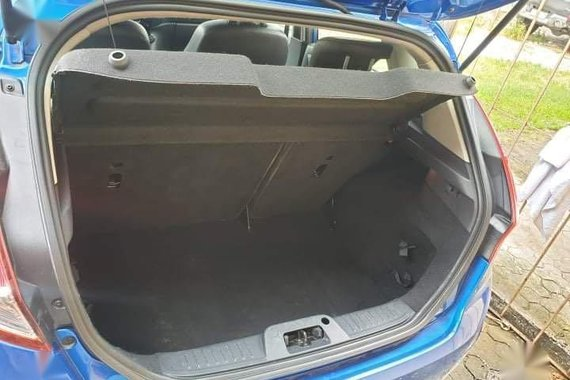 Ford Fiesta Ecoboost Auto 2015