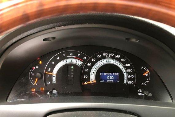 Toyota Camry 3.5 V6 Auto 2009