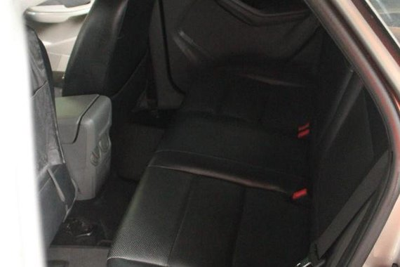 Ford Focus Hatchback Sports Auto 2012