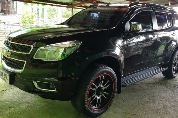 Chev trailblazer 2015 LTZ AT Black